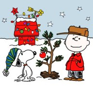 A Charlie Brown Christmas tree. Not just a tree, but a way of looking at the world. (Image courtesy of CBS)