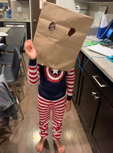 Evan bag